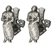 Knights Armour - Wall Hangers For Swords & Guns